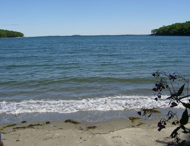 Glen Cove and Islands beyond