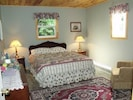 1 of the Chalet's 3  Bedrooms