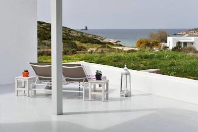 Nea Cryssi Akti, Paros, Égée-Méridionale, Grèce