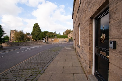 2 Percy Cottages, minutes walk from Alnwick Castle