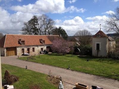 Perrigny, Yonne, France