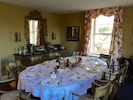 Dining room with buffet - seats up to 12