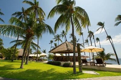 Santai, 2 Bedr Villa, famous diving area