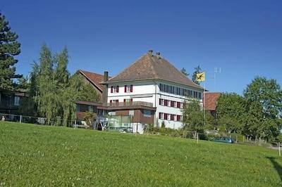 Wilchingen, Kanton Schaffhausen, Schweiz