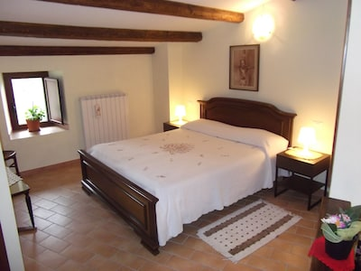 Bed and Breakfast San Marco, MiniBB con camino, Vico II Lattanzio 3, Pacentro