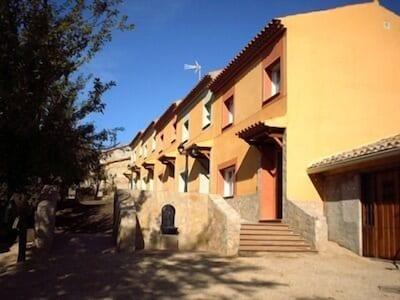 Casa rural Las Cerrás para 2 personas