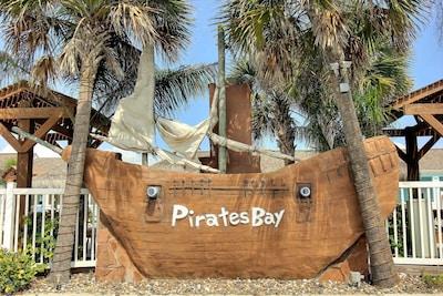 Pirates Bay Resort, Port Aransas, Texas, United States of America