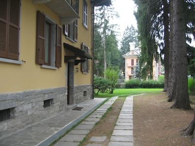 appartamento di charme in villa signorile a due passi dal centro