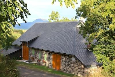 Gelles, Puy-de-Dome, France