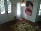 Front Parlor, keyhole doors, steps to town, tennis, beach, The Chequit Hotel
