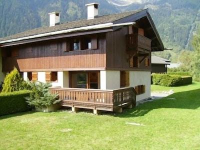 Chalet du Clos des Ancelles, Chamonix Mont-Blanc, 8 personnes