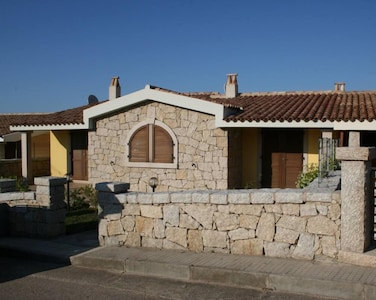 Vignola Mare, Aglientu, Sardaigne, Italie