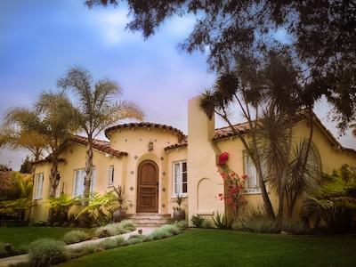 Faircrest Heights, Los Angeles, Kalifornien, USA
