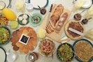 Enjoy Ruthi's delicious  Homemade Breakfast!! Every day with something special!!