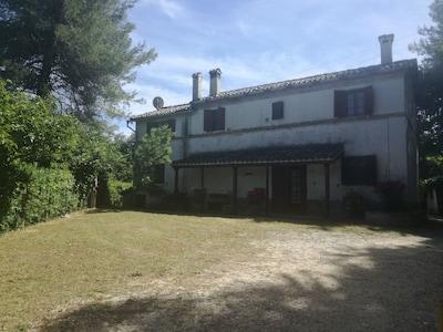 """Riviera delle Palme - Casale """"Boschetto sul Mare""""  - Pet friendly"""