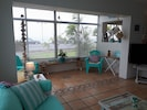 Living area view to Broadwater