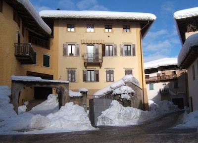 Sfruz, Trentino-Südtirol, Italien