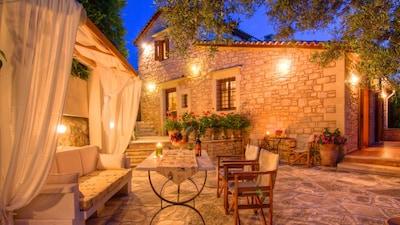 Prines, Rethymno, Crete, Greece