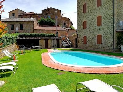 Torricella, Magione, Umbria, Italy