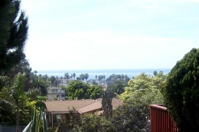 Ocean View From Deck - Detail