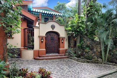 La Villa Bella su Hacienda / My Mexican Villa.  Nayarit, Mexico