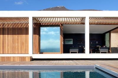 Zeitgenössisches Haus mit außergewöhnlicher Aussicht im Herzen der Baronnies