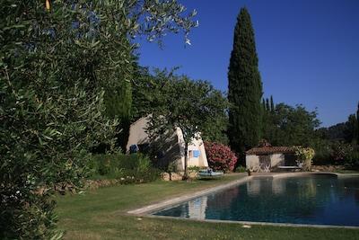 Fuveau, Département des Bouches-du-Rhône, France
