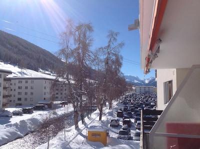 Jakobshornbahn 1 Cable Car, Davos, Graubuenden, Switzerland