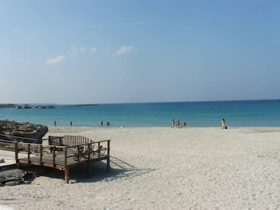 Li Marangi Beach, Melendugno, Puglia, Italy