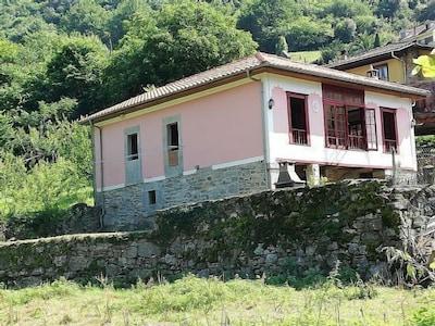 Casa del Oso, Proaza, Asturias, Spanien