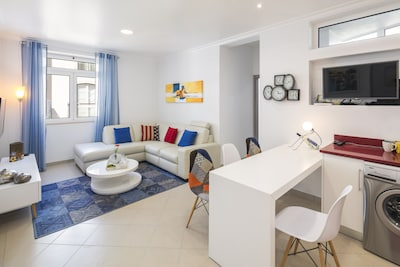 Centre-ville de Lagos, Lagos, District de Faro, Portugal