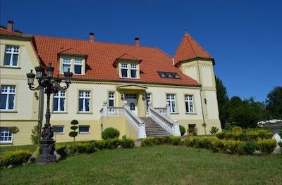 Gutshaus Wohlenhagen - Fewo 7: Max. 4 Personen (50 m2)