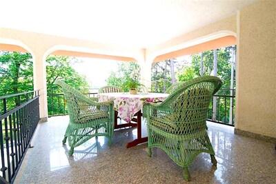 Tomaj cottage - terrace