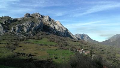 Barzana, Quiros, Asturias, Spain