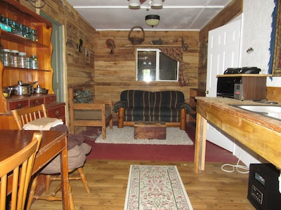 Clear View Retreat: Family Cabin #1