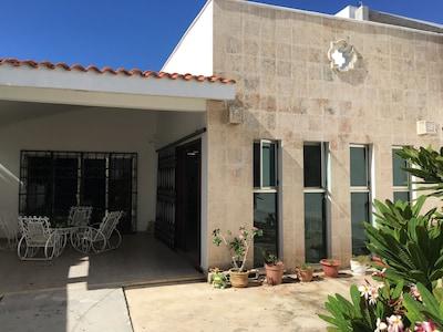 Casa Corazón de Playa / Playacar ubicado a unos pasos de la playa
