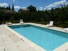La piscine est ouverte de mai à septembre selon la météo.