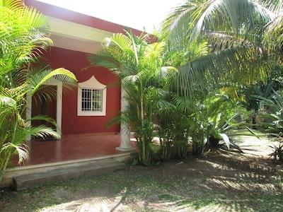 Kantunil, Péninsule du Yucatán, Mexique