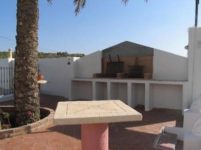 Vera playa , Apartamento de 1 habitaciones en bajo con terraza, A/A, Nª25