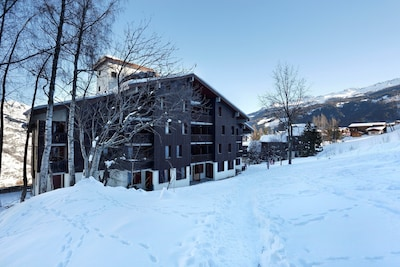 Montchavin, La Plagne-Tarentaise, Savoie (département), France