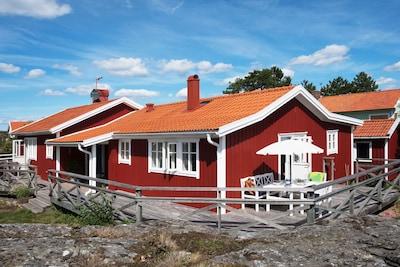 Kvarnstugan Das ideale Sommerhaus im Martimen Teil Schwedens