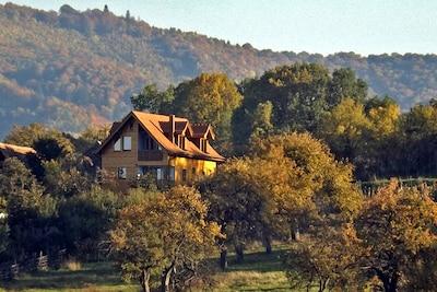 Casa Zollo - Karpaten-Ferienhaus Hermannstadt Rumänien • Foto: www.casa-vale.net