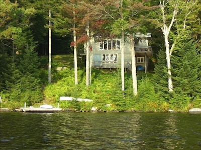 The perfect vacation retreat.