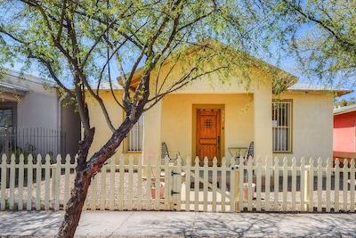 Barrio Viejo, Tucson, Arizona, États-Unis d'Amérique