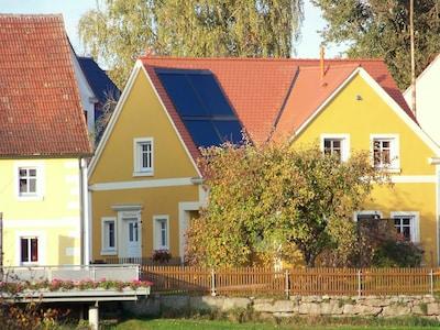 Dombühl, Bayern, Deutschland