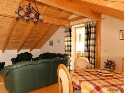 Ferienhaus-Wohnzimmer Ferienhau