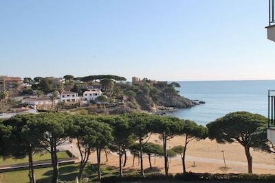 Cala d'en Remedon, Palamos, Catalonia, Spain