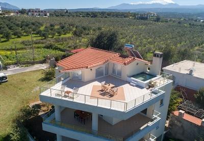 Magnisia, Rethymnon, Kreta, Griekenland