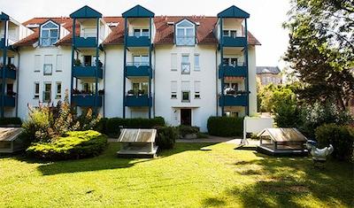 Connewitz, Leipzig, Saxe, Allemagne