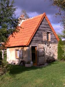 """Votre adorable petit gîte """"la Boulangerie"""" rénové avec Fondation du Patrimoine"""